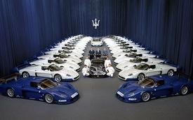 Sắp có siêu xe kế nhiệm Maserati MC12