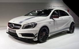 Mercedes-Benz A45 AMG: Thống trị dòng xe hatchback