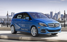 Mercedes-Benz sẽ mang B-Class đến Mỹ