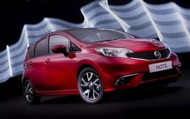 Nissan Leaf bản châu Âu sẽ ra mắt tại Geneva 2013