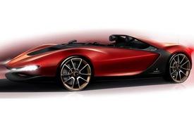 Pininfarina Sergio: thêm một bản Speedster