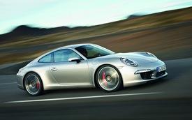 Thu hồi Porsche 911 vì nguy cơ rụng ống xả