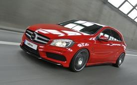 Đến lượt Mercedes-Benz A-Class được VATH độ