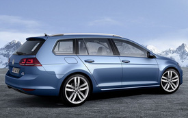 Volkswagen Golf Variant: Biến thể mới nhất trong dòng xe Golf