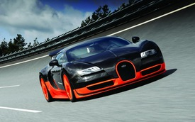 """Bugatti Veyron SuperSport vẫn là """"Ông hoàng tốc độ"""""""