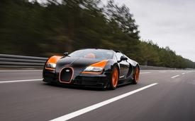 Bugatti Veyron Grand Sport Vitesse WRC – Siêu mui trần nhanh nhất thế giới