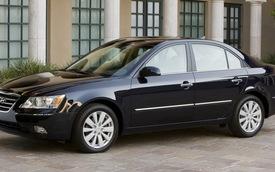 393.000 Hyundai Sonata bị điều tra