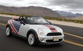 MINI đạt cột mốc 500.000 xe bán ra tại Mỹ