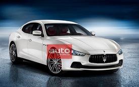 Maserati Ghibli xuất đầu lộ diện