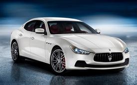 Maserati Ghibli: Gửi lời thách thức đến BMW 5-Series