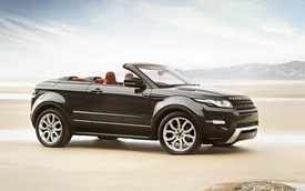 Land Rover hủy kế hoạch sản xuất Evoque Convertible