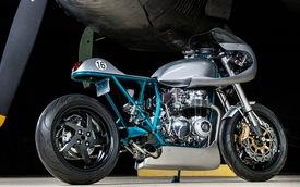 Honda CB550F – Anh hùng xa lộ