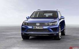 Volkswagen Touareg 2015: Vẫn là xe SUV tiết kiệm nhiên liệu