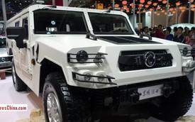 Dongfeng EQ2040H Brave Soldier - Hummer của người Trung Quốc