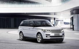 Range Rover Hybrid Long Wheelbase: Sang trọng, dài rộng và kinh tế