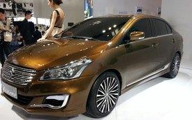 Suzuki Alivio - Đối thủ tương lai của Toyota Vios và Honda City