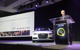 "Audi A3 nhận danh hiệu ""xe của năm 2014"""