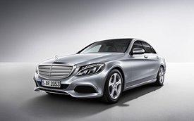 Mercedes-Benz C-Class kéo dài: Nhấn mạnh vào khoang nội thất VIP
