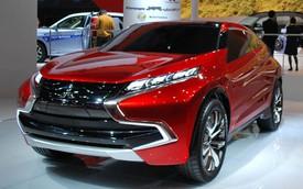 Mitsubishi thay thế Evo bằng xe crossover mới