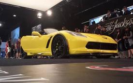 Ông chủ đội đua NASCAR lại chi triệu đô để mua xe Chevrolet