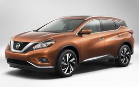"""Nissan Murano thế hệ mới chính thức """"ra lò"""""""