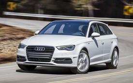 Audi A3 TDI Sportback 2015: Chia sẻ động cơ với Volkswagen Jetta