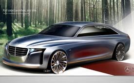 Mercedes-Benz U-Class: Thay Maybach trong phân khúc siêu sang