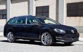 Volkswagen Golf SportWagen - Lựa chọn thay thế xe SUV cỡ nhỏ
