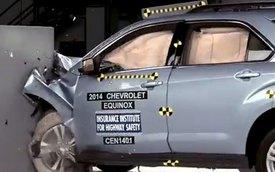 Xe SUV cỡ trung của GM an toàn nhất
