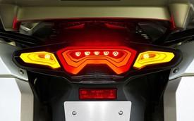 """Môtô BMW sẽ dùng hệ thống đèn """"lai"""""""