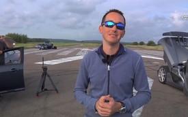 Ford Focus và Koenigsegg Agera R: Cuộc đua không cân sức