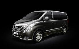 Hyundai H-1 2015: Thanh lịch và hiện đại hơn