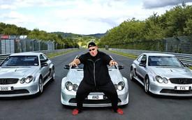 Ông chủ Megaupload nhận lại dàn xe 6 triệu USD bị tịch thu