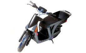 Mahindra GenZe - Scooter kiểu dáng lạ, giá 3.000 USD