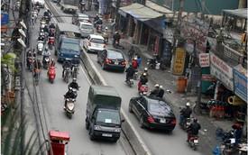Thêm nhiều tuyến đường ở Hà Nội cấm xe tải giờ cao điểm