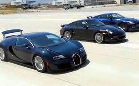 Video: Với siêu xe thì tốc độ là bản ngã