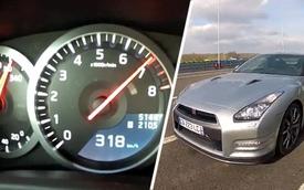 Video: Nissan GT-R 2012 -  giá rẻ cũng phải chạy trên 300km/h