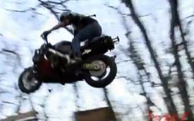 Video: Không phải xe địa hình cũng bay