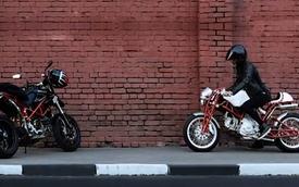 Video: Chuyện tình Ducati