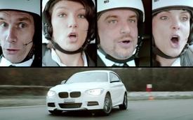 Video: Giáng sinh theo phong cách BMW