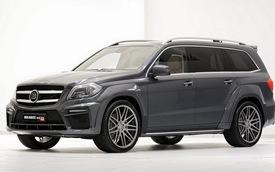 Mercedes-Benz GL63 AMG và ML63 AMG bản độ cực mạnh của Brabus