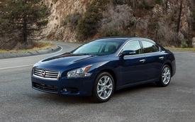 Nissan Maxima 2014: Trang bị hiện đại hơn, giá tăng nhẹ