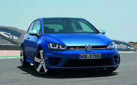 Volkswagen Golf R 2014 chính thức trình làng