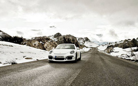 Porsche 911 GT3 khoe sắc tại Ý