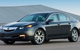 Acura TL 2014 có giá khởi điểm 36.925 USD