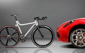 4C IFD - Xe đạp nghìn đô của Alfa Romeo