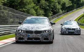 Thông tin mới về BMW M3 và M4