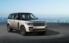 Land Rover giới thiệu Range Rover tiêu chuẩn và Sport 2014