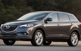 Mazda CX-9 2014 có giá từ 30.780 USD