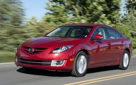 161.400 chiếc Mazda6 dính án thu hồi
